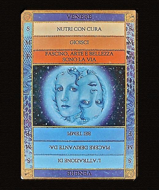 Karma Cards - Venere