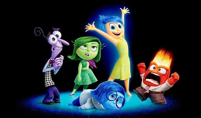 """Inside Out"" film di animazione"