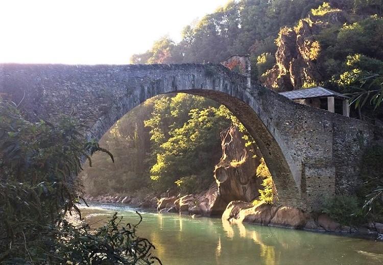 Il Ponte del Diavolo di Lanzo Torinese