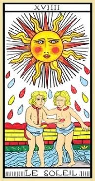 Il Sole - Arcano XIX