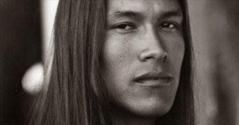 Lo sguardo di un nativo americano