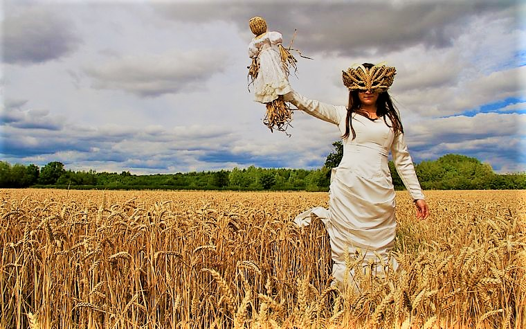 Goddess of the Grain