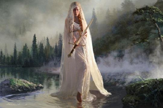 Dama del Lago