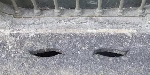 Gli occhi del Diavolo