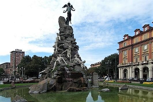 Monumento Traforo del Frejus