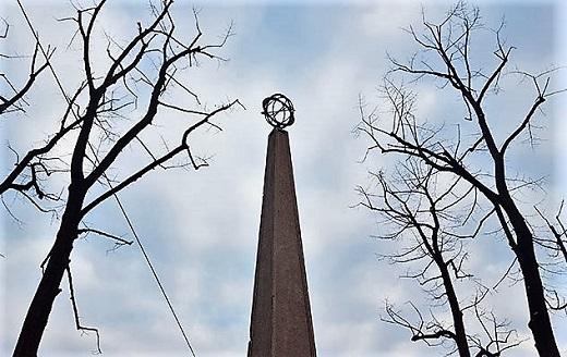 Obelisco geodetico di piazza Statuto