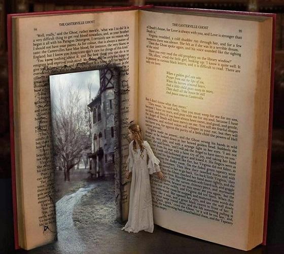 Un libro prende vita